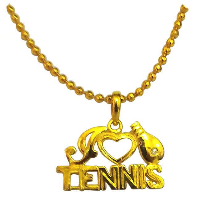 For Gr Slam Champions -Tennis Pendants -Sport Collection