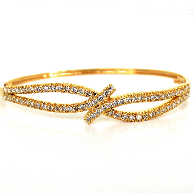 Tickle Your Senses -Diamond Bracelets
