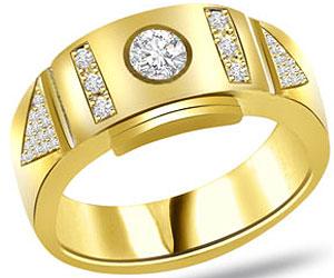 Vs Solitaire Diamond 18k Engagement rings