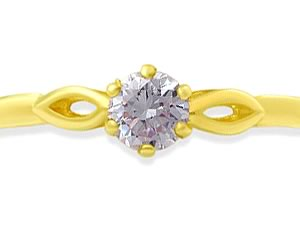 Wishes Come True -18k Engagement rings