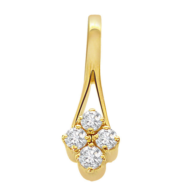 Wonder Diamond Pendants -Designer Pendants