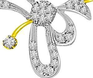 You Are In My Arms 0.26ct Diamond Pendants