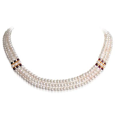 2-3 Line Necklaces