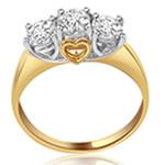 3 Diamond Rings