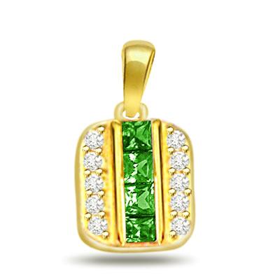 Diamond - Emerald