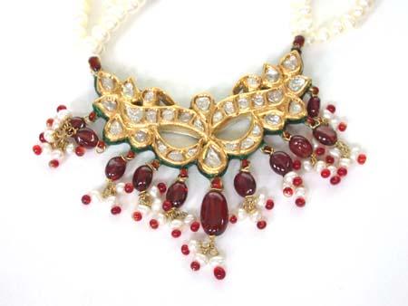 Meenakari Jadtar Jewelry
