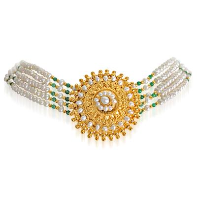 Necklace buy pendant mangalsutra precious stone necklaces pendant necklaces aloadofball Image collections