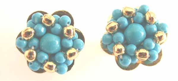 Precious Stone Earrings, Studs, Hoops