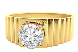 Men Diamond Rings Gift Item Diamond Men S Solitaire Ring Low