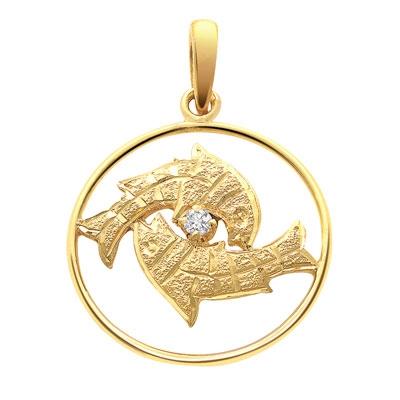 Zodiac Signs Pendants